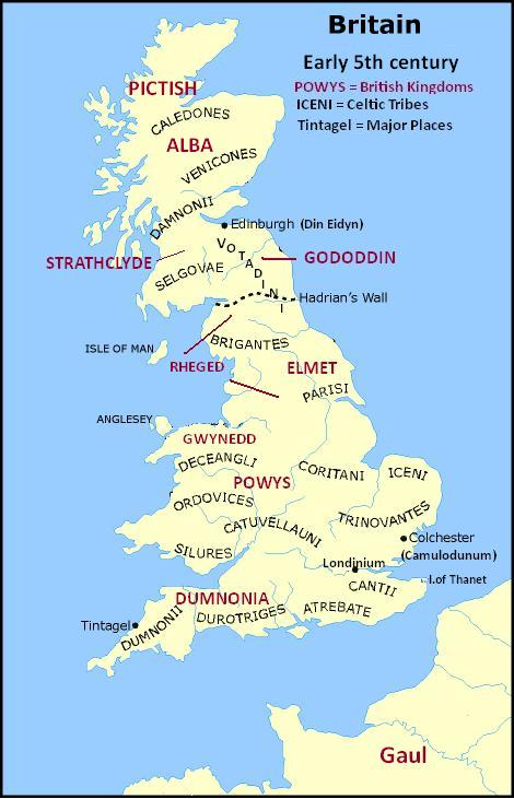 The Age Of Arthur Part Two The Saxon Advent Roman Britain Saxon History Map Of Britain