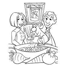 10 Best Free Printable Ratatouille Coloring Pages Online Cartoon Coloring Pages Disney Coloring Pages Coloring Books