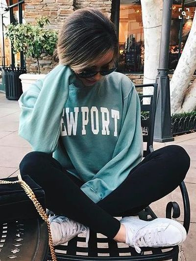 8 Comfy Fashion Trends Every Lazy Girl Can Totally Love