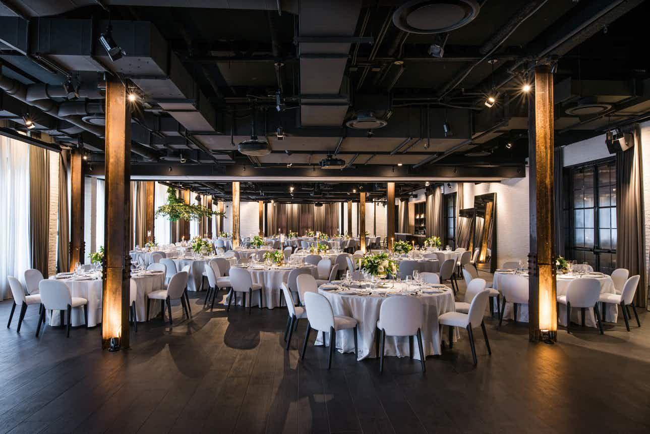 The Dalcy Wedding Venue Chicago Il 60607 Chicago Wedding Venues Chicago Interior Design Chicago Design
