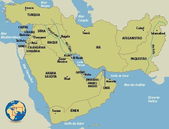 mapa da asia ocidental mapa da ásia ocidental e meridional   Pesquisa Google | ÁSIA  mapa da asia ocidental