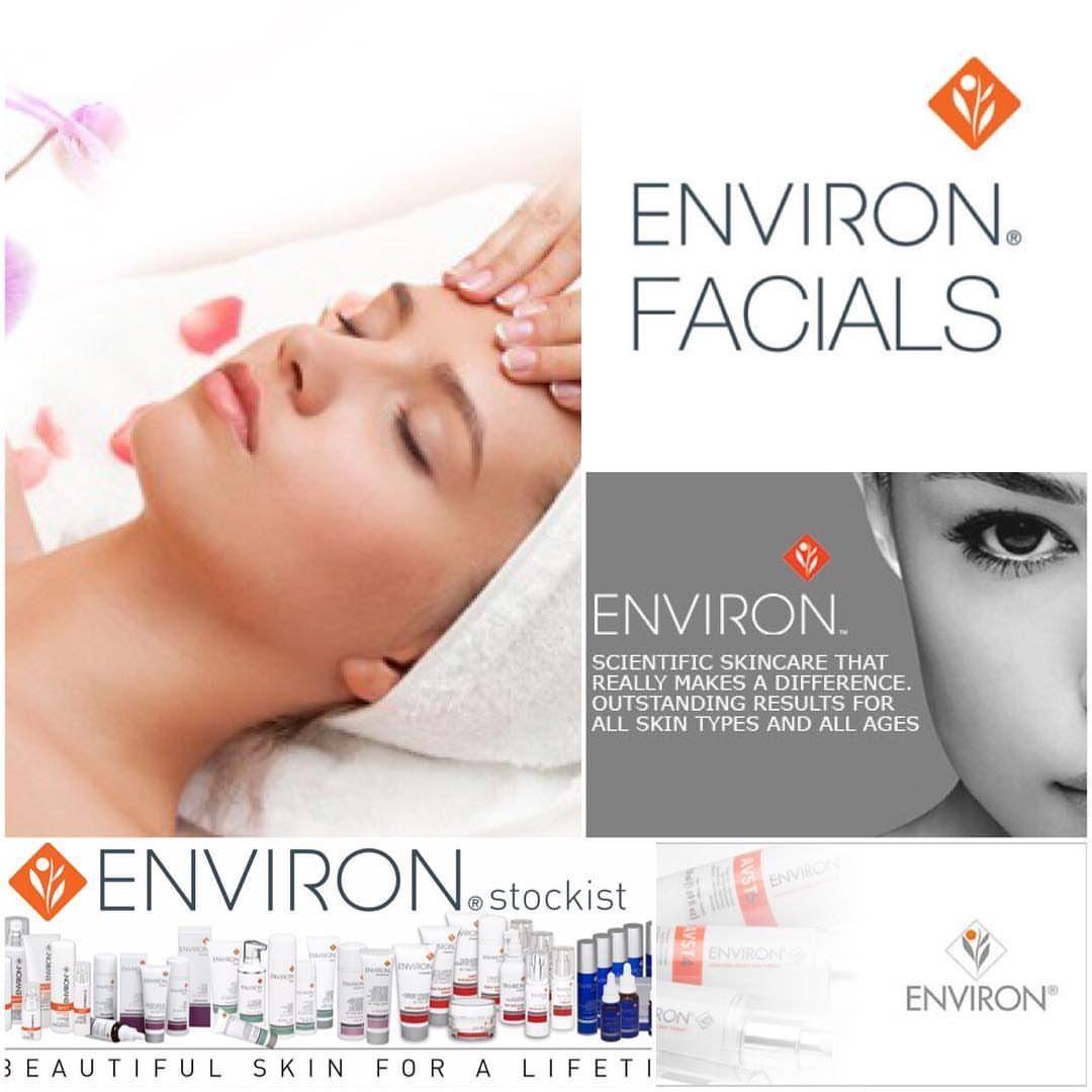 Environ Facial | Beauty on Bernhard | Facial skin care