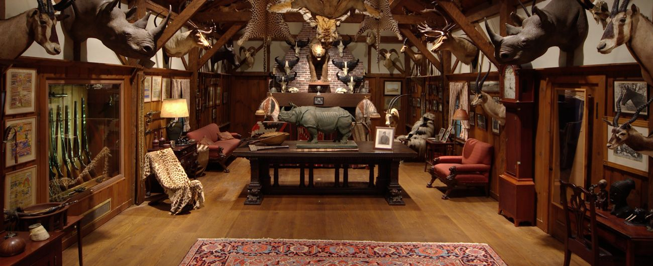 The Colby Trophy Room Foto 2019 Hunting Cabin Decor