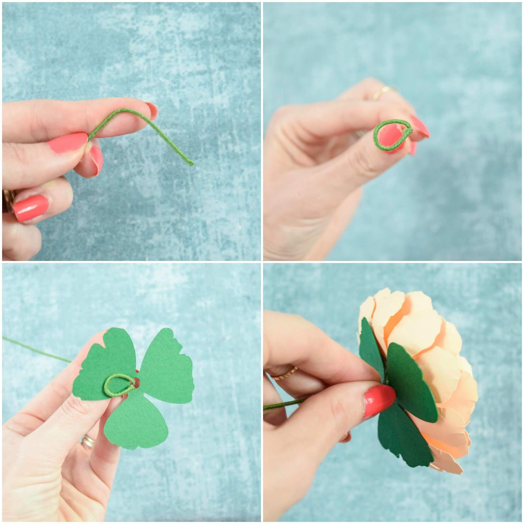 Peony paper flower template step by step easy paper flower tutorial peony paper flower template step by step easy paper flower tutorial mightylinksfo