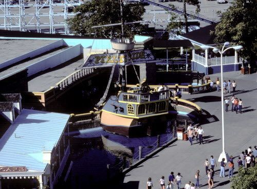 13 Of The Best Former Rides At Cedar Point Vintage Photos