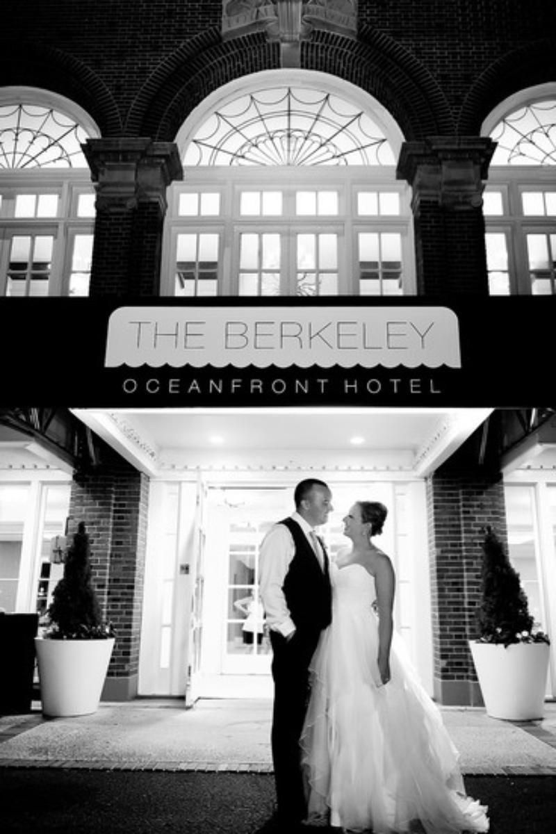 Berkeley Oceanfront Hotel Weddings | Get Prices for Jersey ...