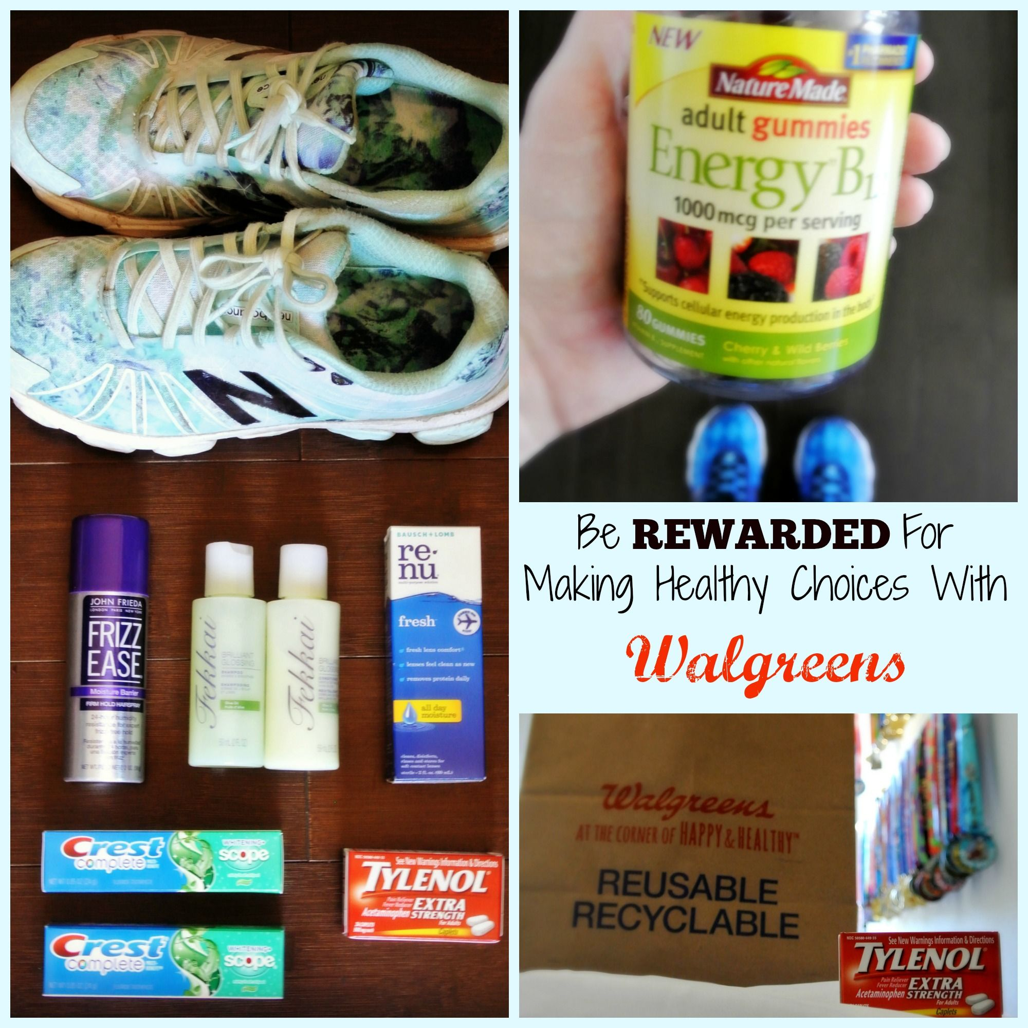 Be Rewarded For Making Healthy Choices With Walgreens