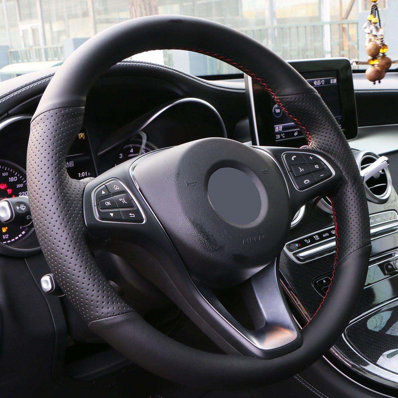 Steering Wheel Cover For Toyota Prius 20092015 Aqua 2014 2015
