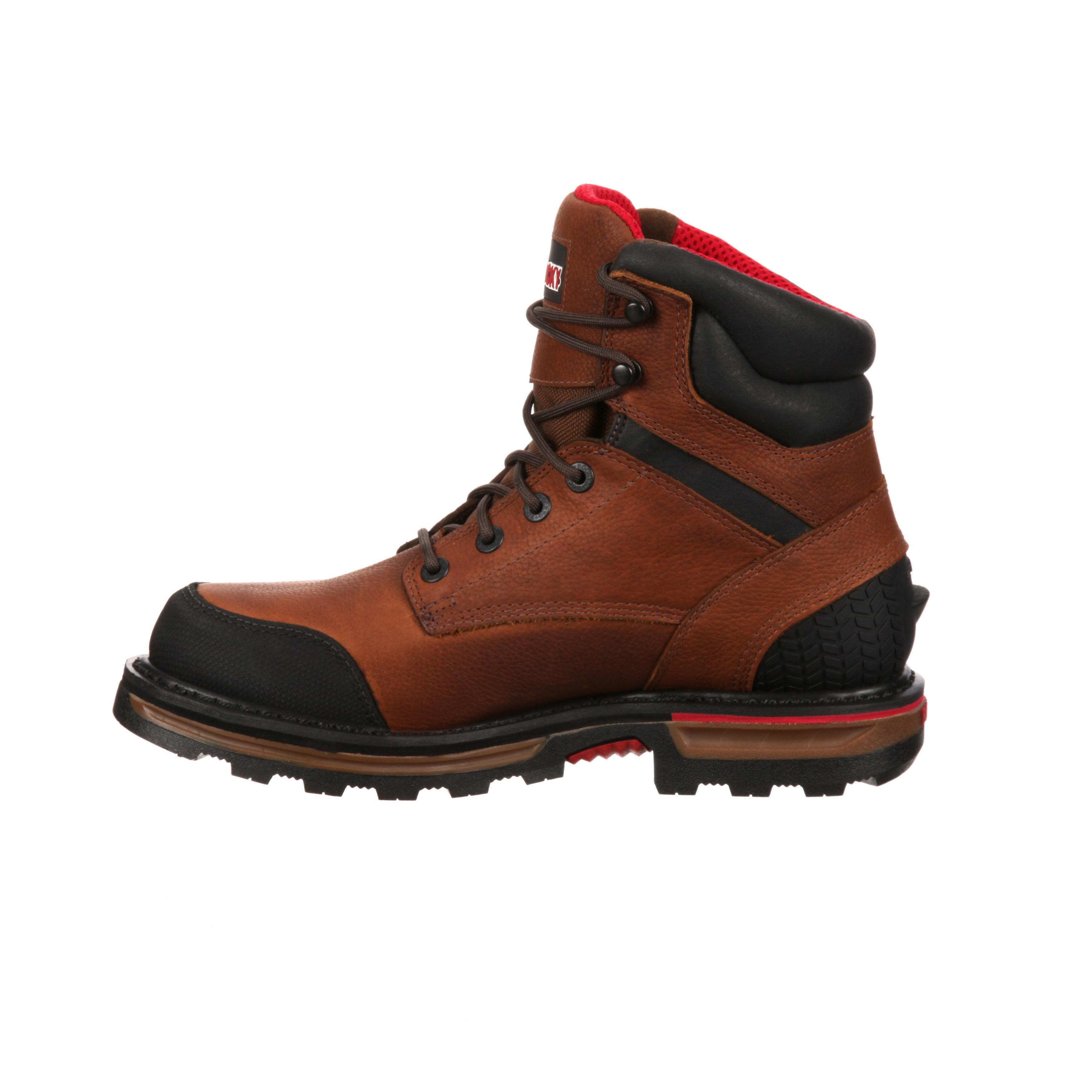d5df964f10a Rocky Elements Dirt Steel Toe Waterproof Work Boot in 2019   Rocky ...
