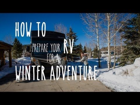Photo of How To Prepare Your RV for a Winter Adventure