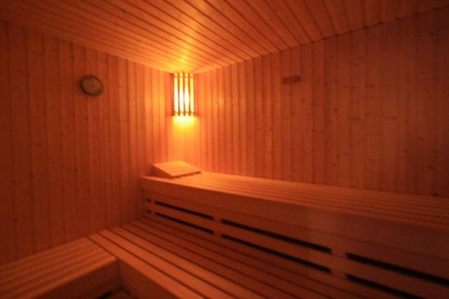 spain sauna