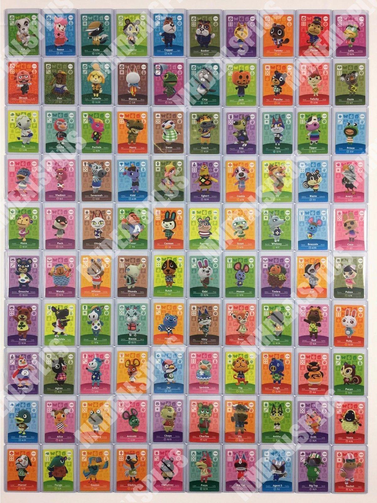 19+ Free animal crossing amiibo cards ideas