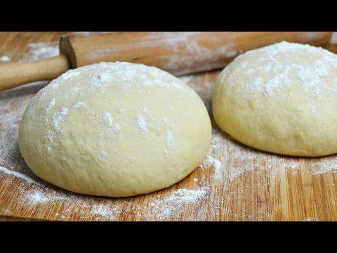 Cómo Hacer Masa De Pizza Casera Estilo Domino S Pizza Fácil Y Rápida Masa Para Pizza Pizza Casera Facil Masa De Pizza Casera