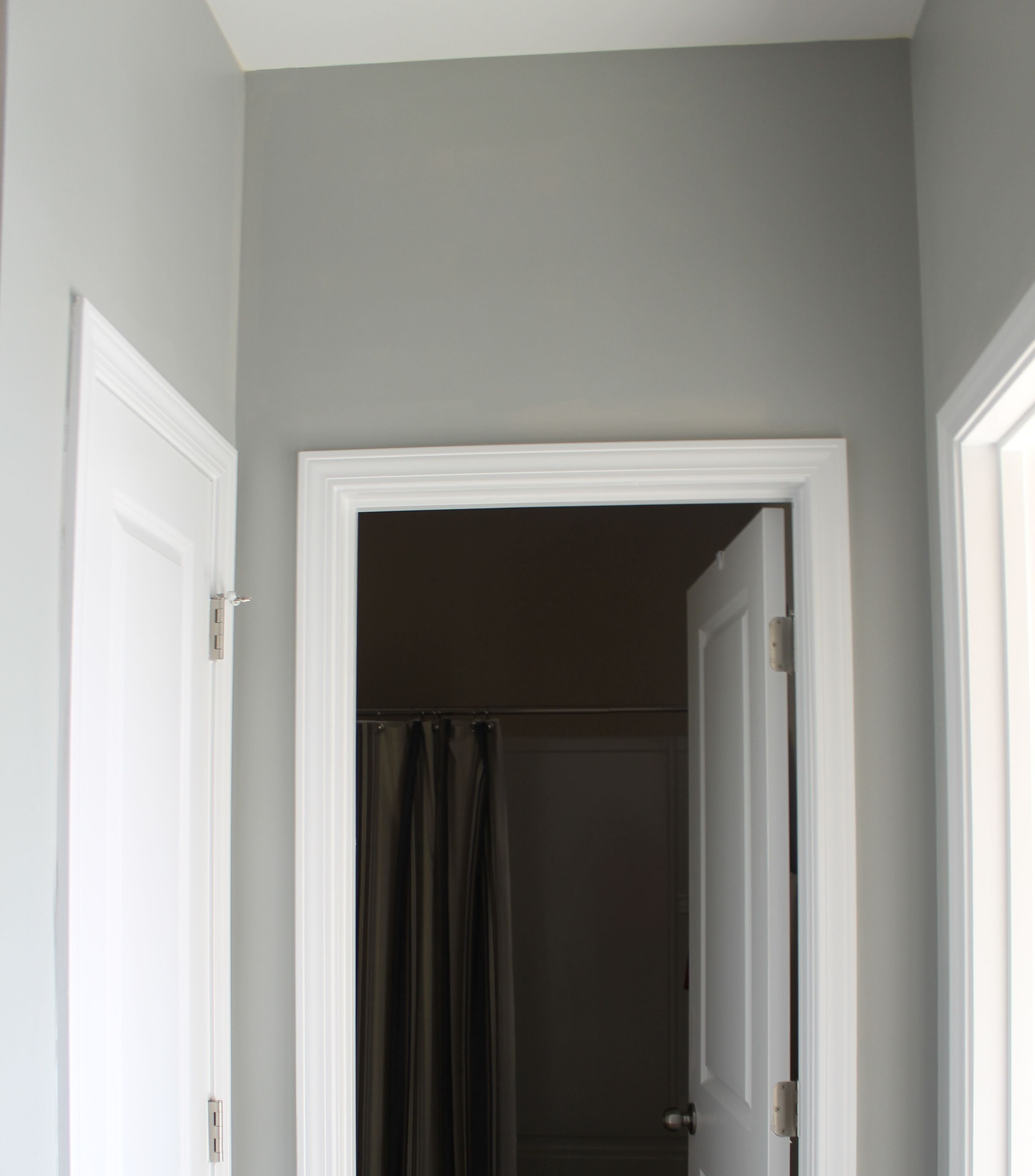 Sherwin Williams Chelsea Gray Spare Bedrooms And Laundry Room