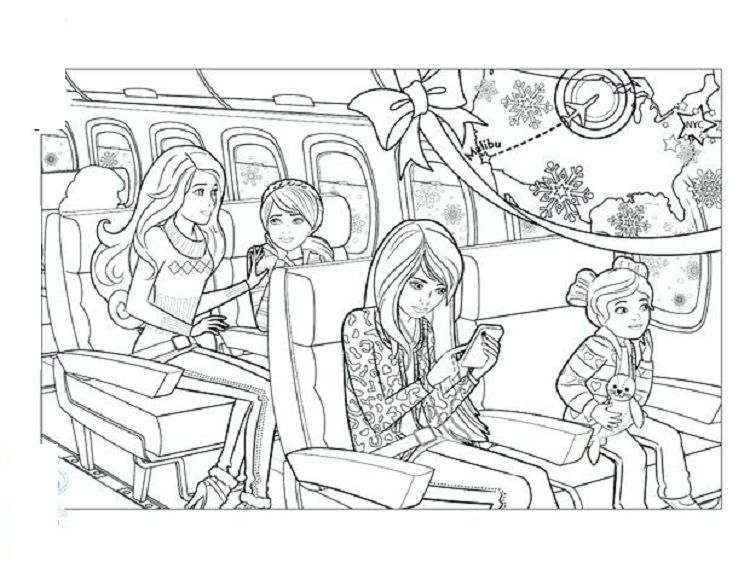 Barbie Skipper Coloring Pages Fairy Coloring Book Mermaid Coloring Pages Super Coloring Pages