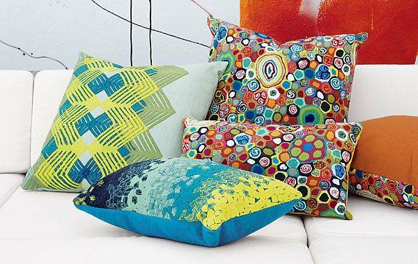 Frühling Farben Wohnzimmer blau grün Home Pinterest Dekoration