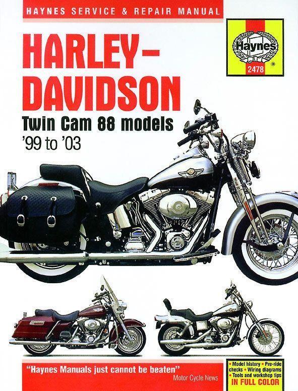 harley davidson fxstb 1450 softail night train 2000 haynes manual rh pinterest com 2000 harley davidson service manual Manual Transmission Harley