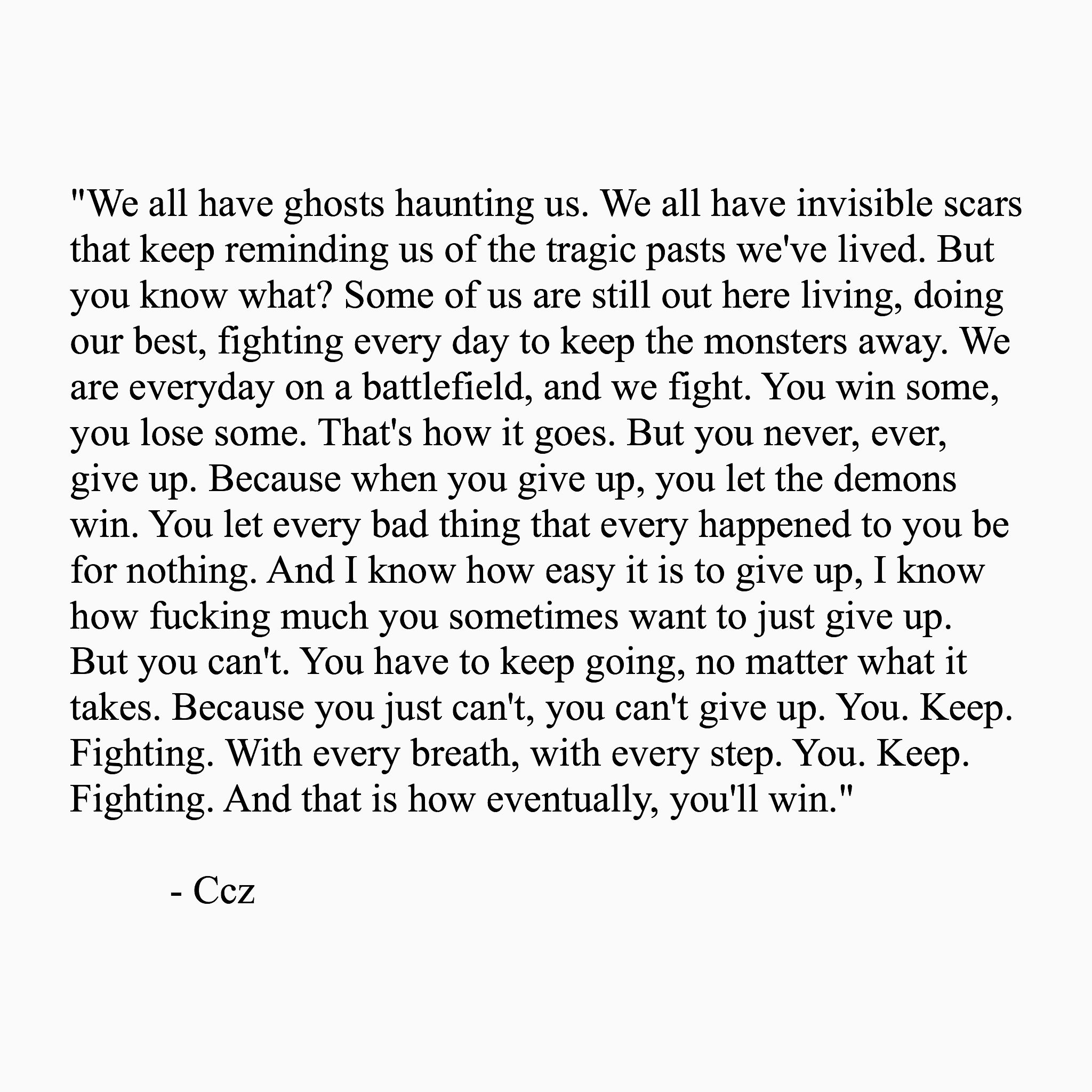 Even When It S Tough You Keep Fighting Memes Quotes Quotes To