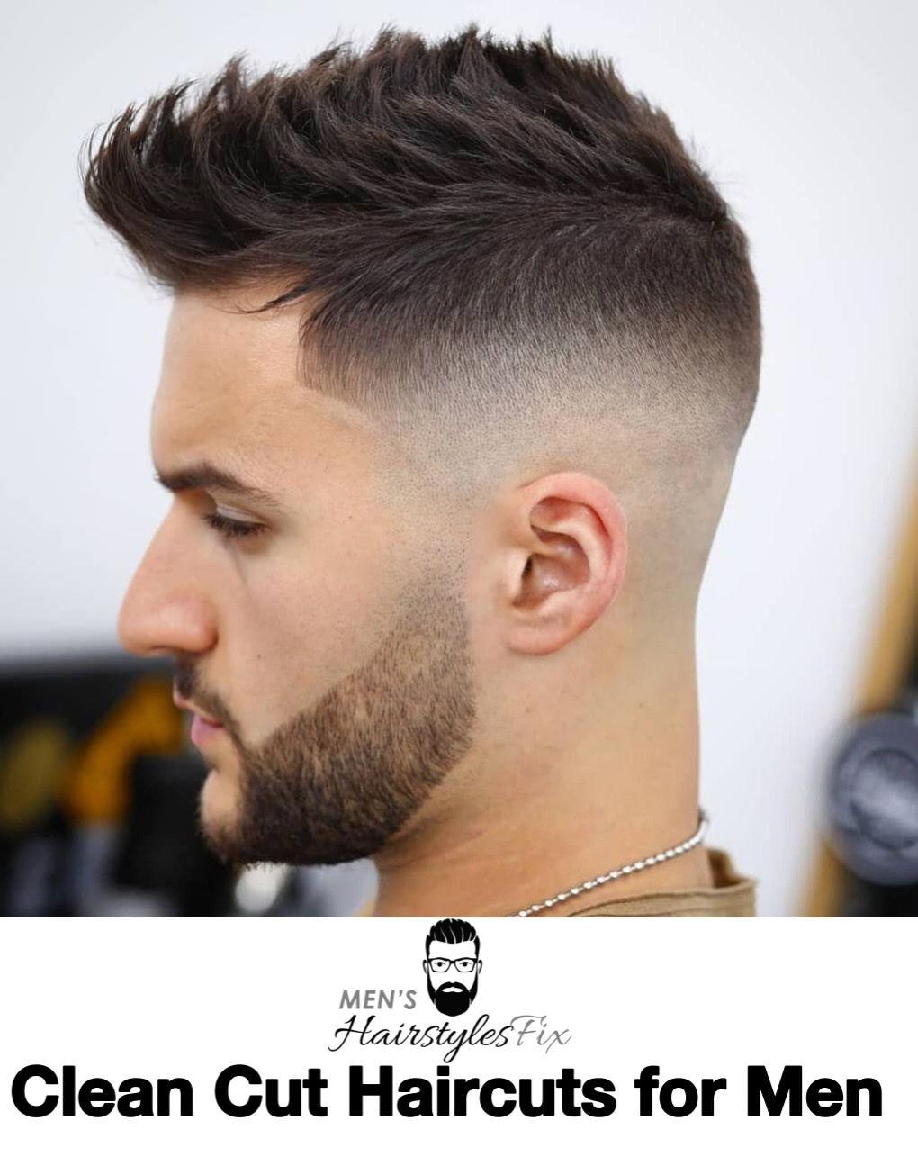 40 Simple Regular Clean Cut Haircuts For Men Mens Haircuts