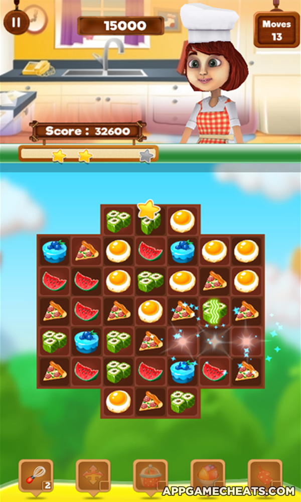 Chef Story Cheats & Hack for Boosters, Coins & Powerups