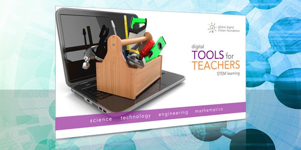 Download the Free Tools for Teachers STEM Guide