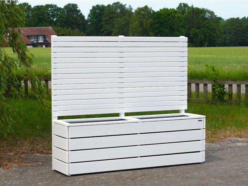 Pflanzkasten Holz Lang L Mit Sichtschutz Pflanzkasten Holz Pflanzkasten Sichtschutz