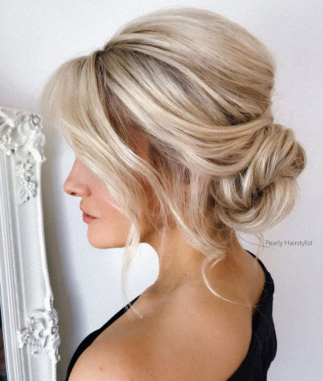 How S Your Wedding Plans Coming Along Have You Chosen A Hairstyle To Go W In 2020 Mother Of The Bride Hair Mother Of The Groom Hairstyles Updos For Medium Length Hair
