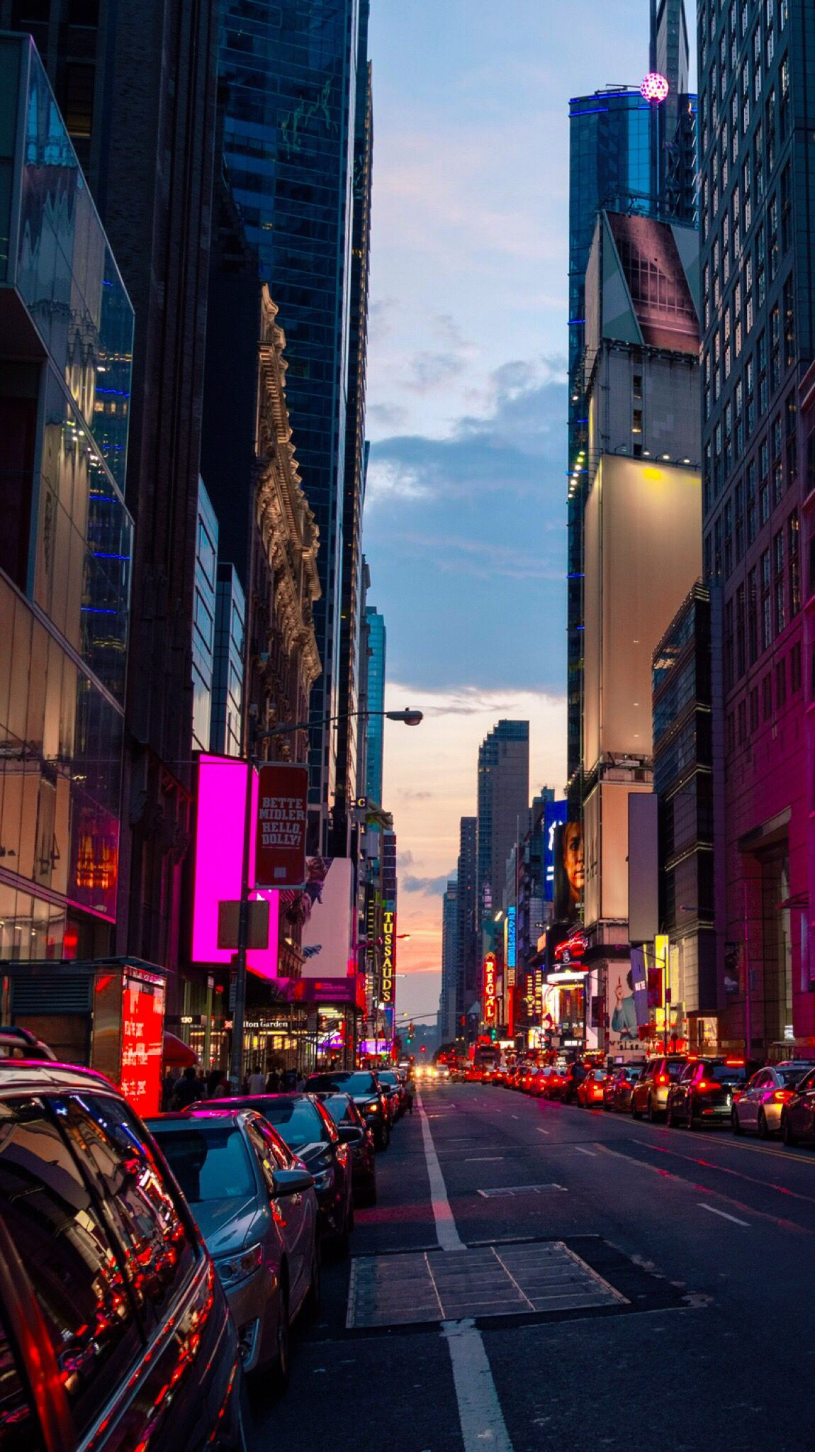Times Square Nyc Manhattan Timessquare Lights Lights