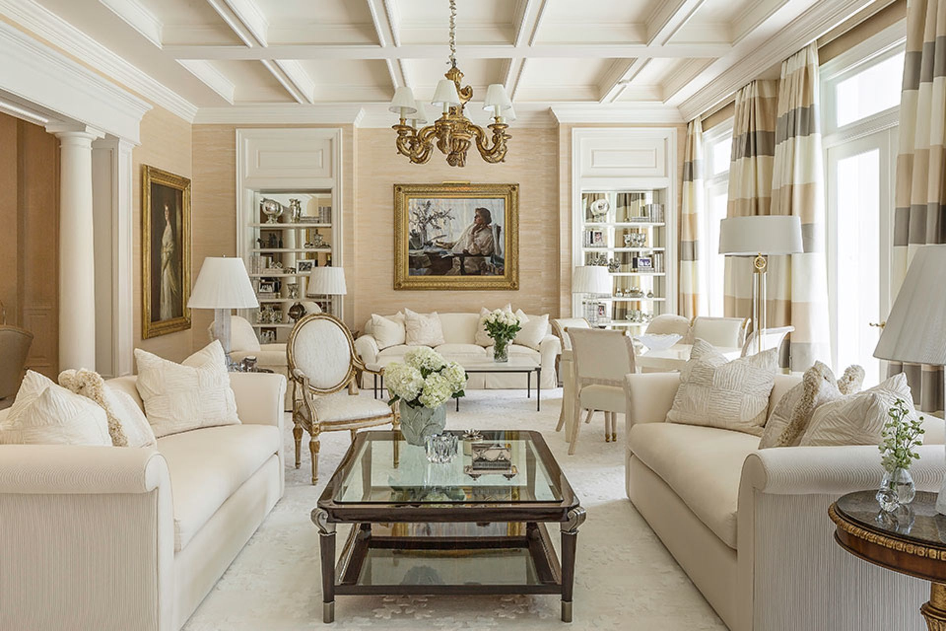 Get The Look An Elegant And Classy Living Room Classy Living