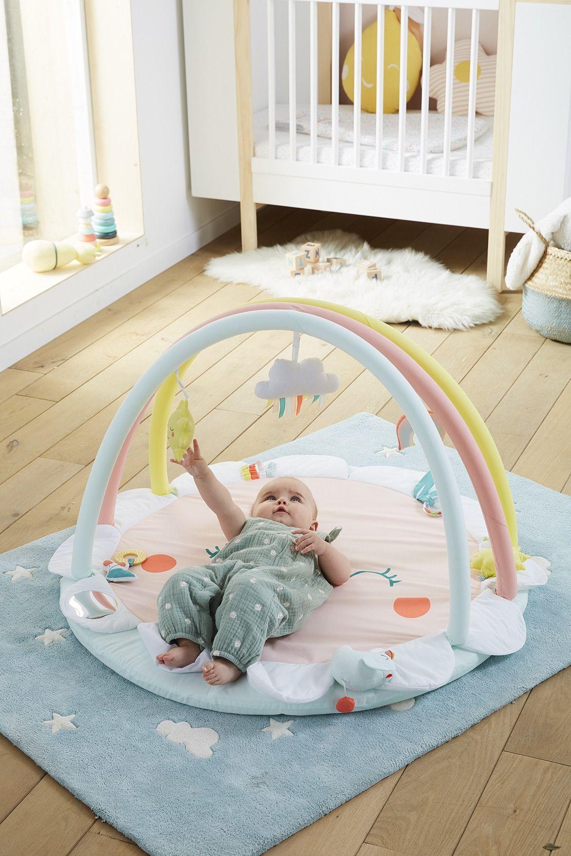 arche bebe tapis eveil