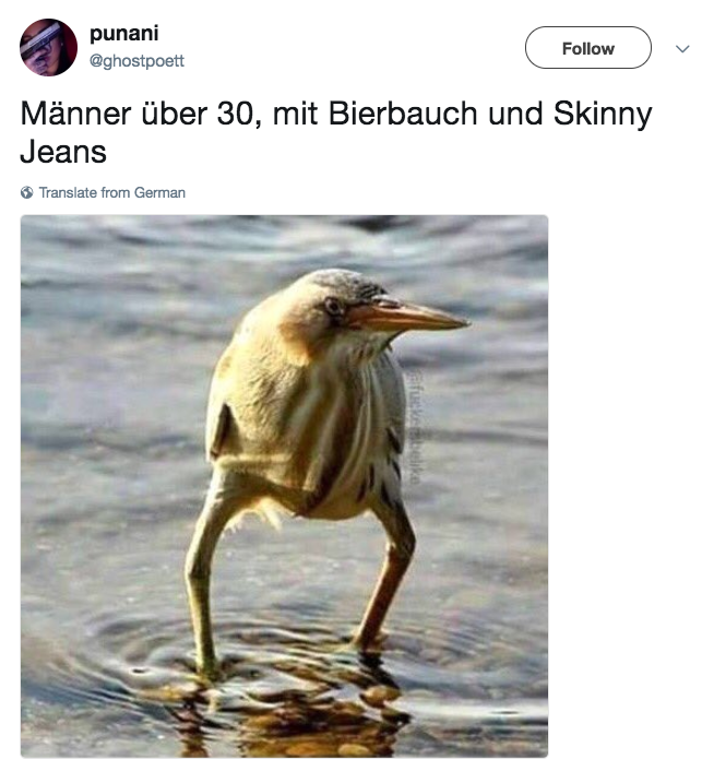 Photo of Simply 77 crazy German tweets with over 1000 likes
