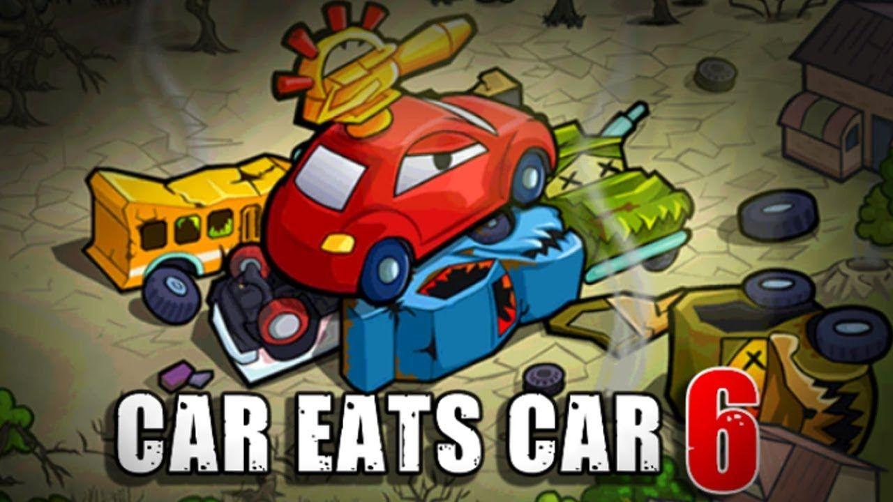 Car eats car 6 review free games walkthrough