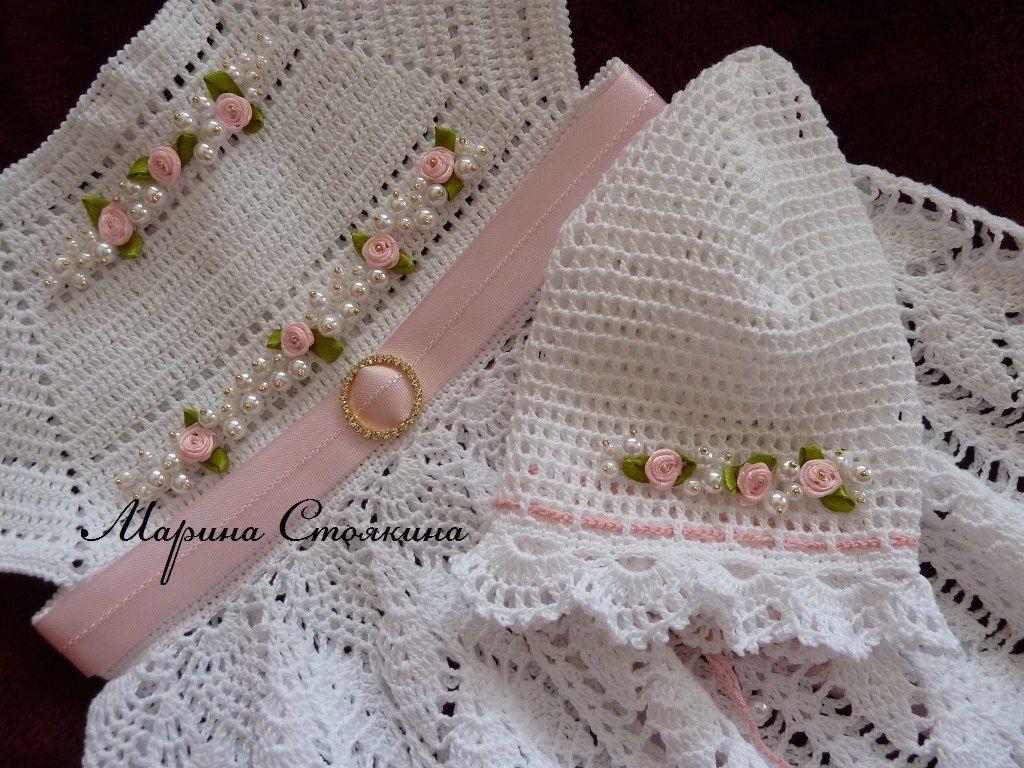 Resultado de imagen para campana mam crochet vestidos | VESTIDOS ...