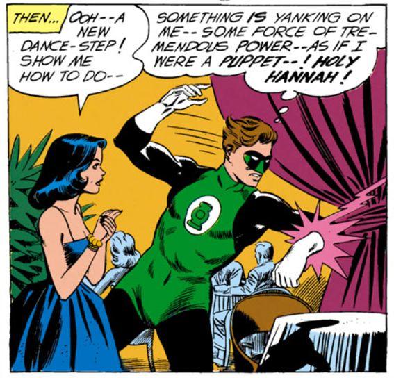 Gil Kane, Green Lantern #1