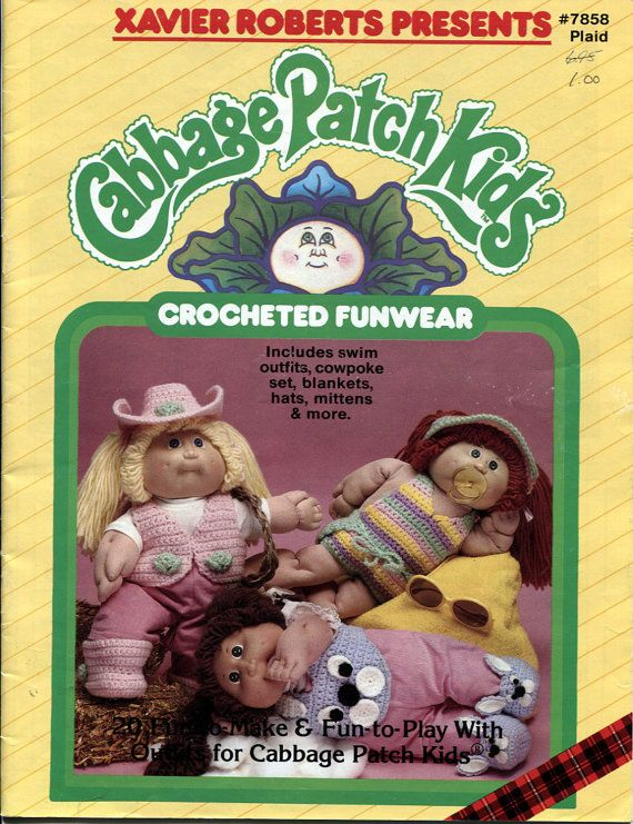 Pin On Cabbage Patch