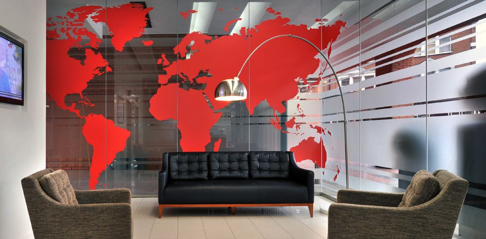 The Interiors Group Sinopec Office interior design