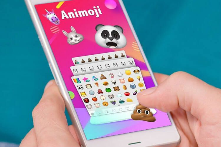 12 Apps To Get Memoji And Animoji On Android Emoji Maker App Android Android Apps