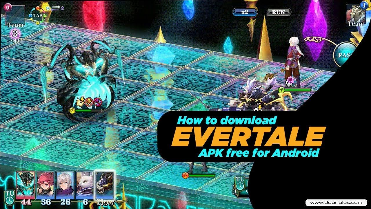 Free Download Evertale Apk for Android 2019 Latest