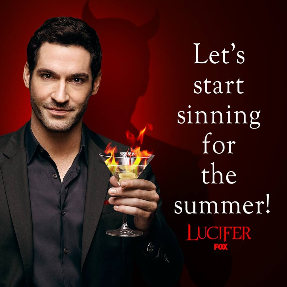 1000 Images About Lucifer Fox Tv Show On Pinterest: Tom Ellis, TVs And