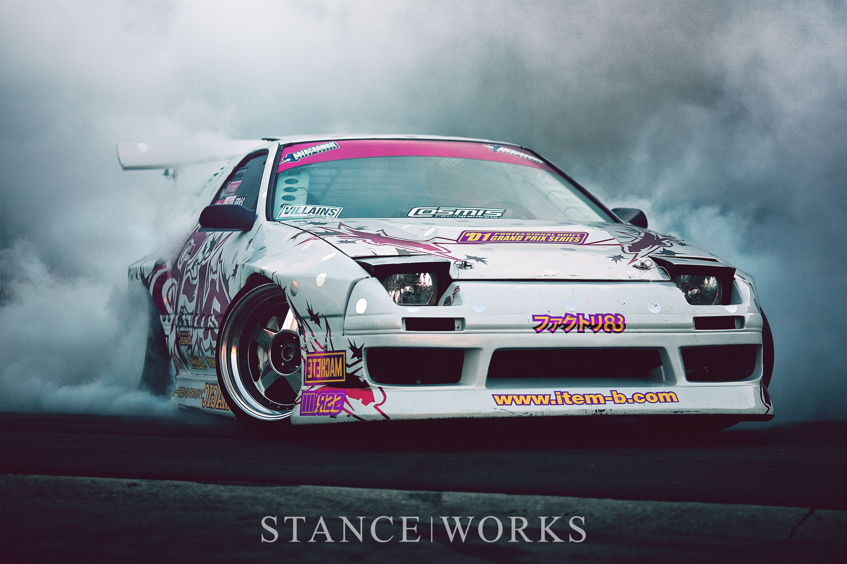 Wallpaper Wednesday Evan Brown 039 S Item B Hoonigan Rx7 Does