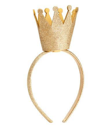 Girl s headband with crown  b789bbff39c