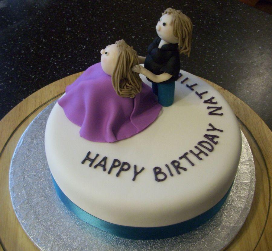 Cake Hairdresser Cakes