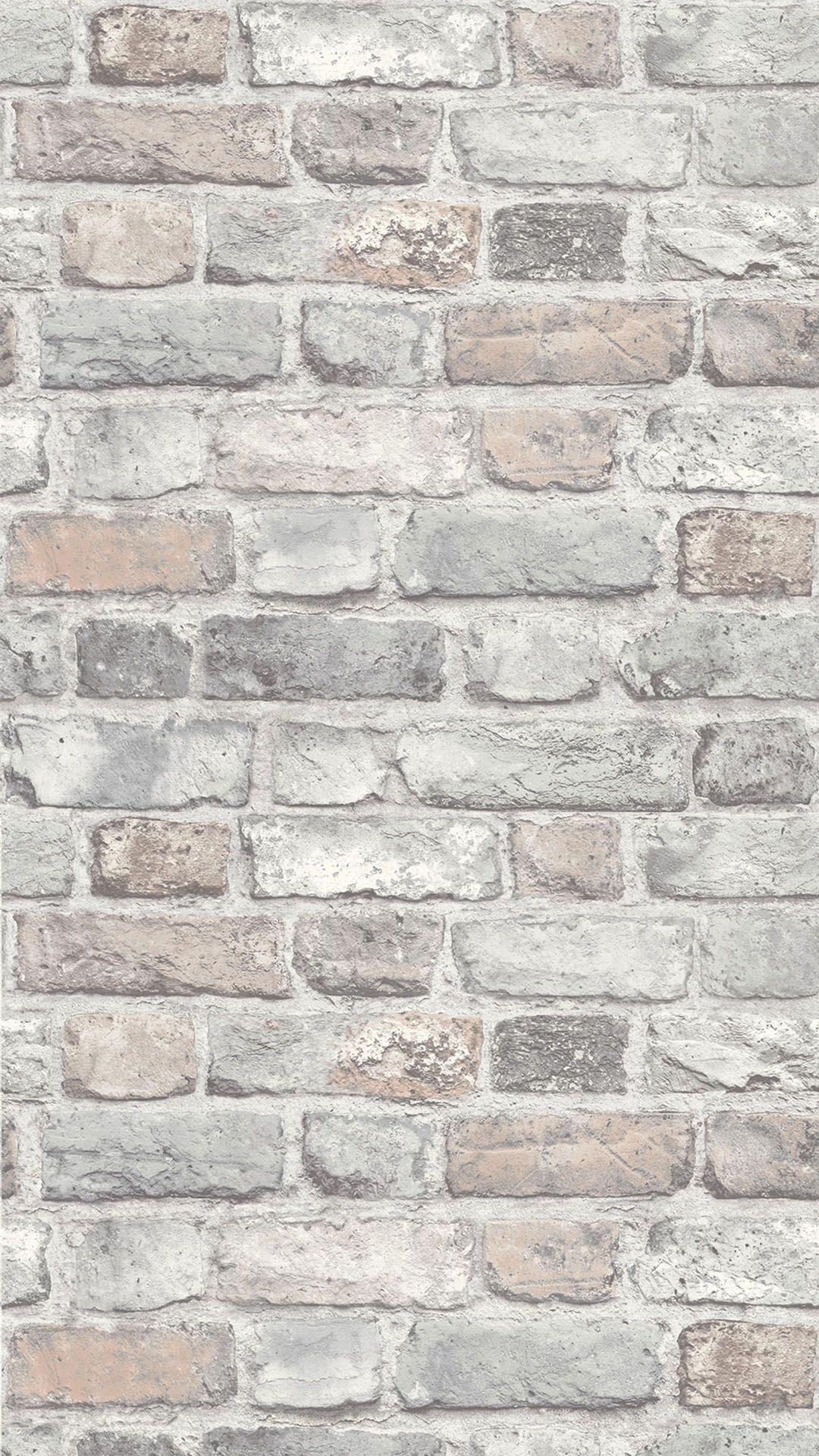 Battersea Brick Wall Effect Wallpaper Pastel In 2020