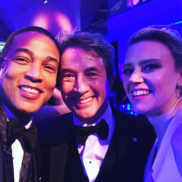 When you need a good belly laugh, these are your people. #katemckinnon #martinshort