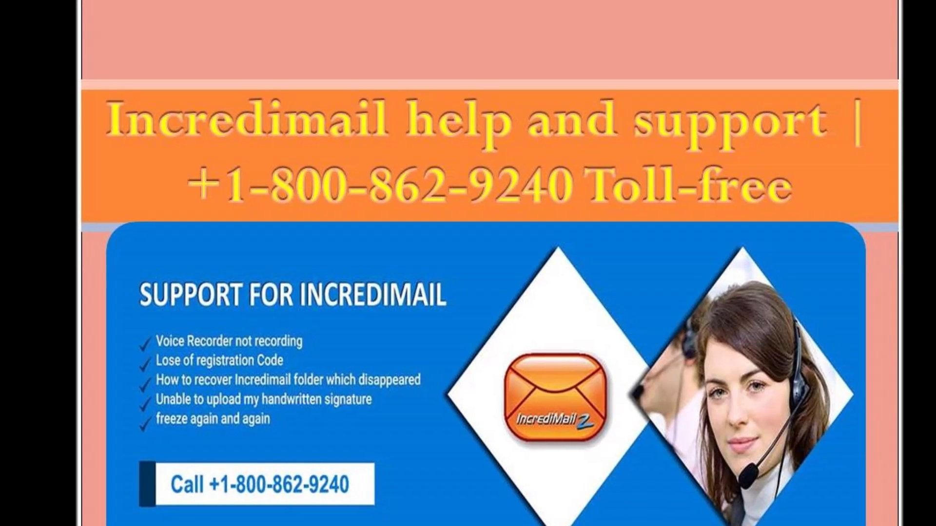 Incredimail Technical Support Phone Number Supportive