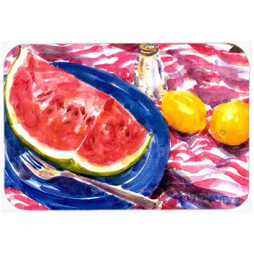 Found It At Wayfair   Watermelon Kitchen/Bath Mat