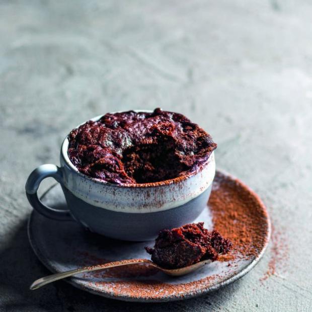 12 Heavenly Baked Treats You Don T Want To Miss Out On This World Baking Day Coffe Mug Cake No Bake Treats Mug Cake