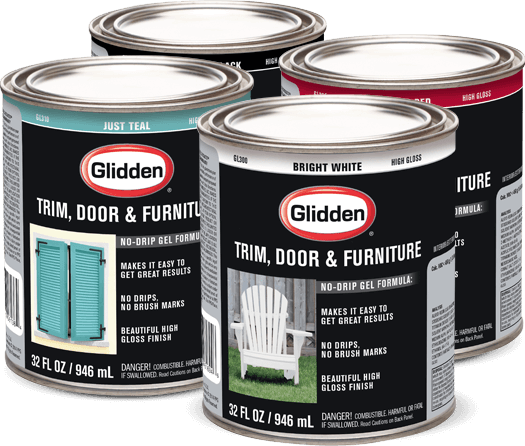 Glidden® Trim, Door U0026 Furniture Paint