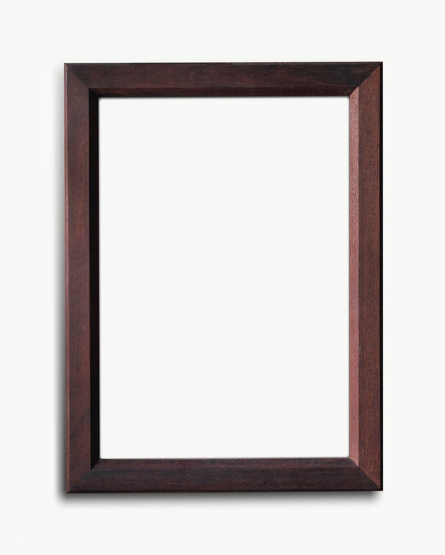 Download Premium Png Of Wooden Picture Frame Mockup Transparent Png 1230911 Wood Photo Frame Design Photo Frame Design Frame Mockups