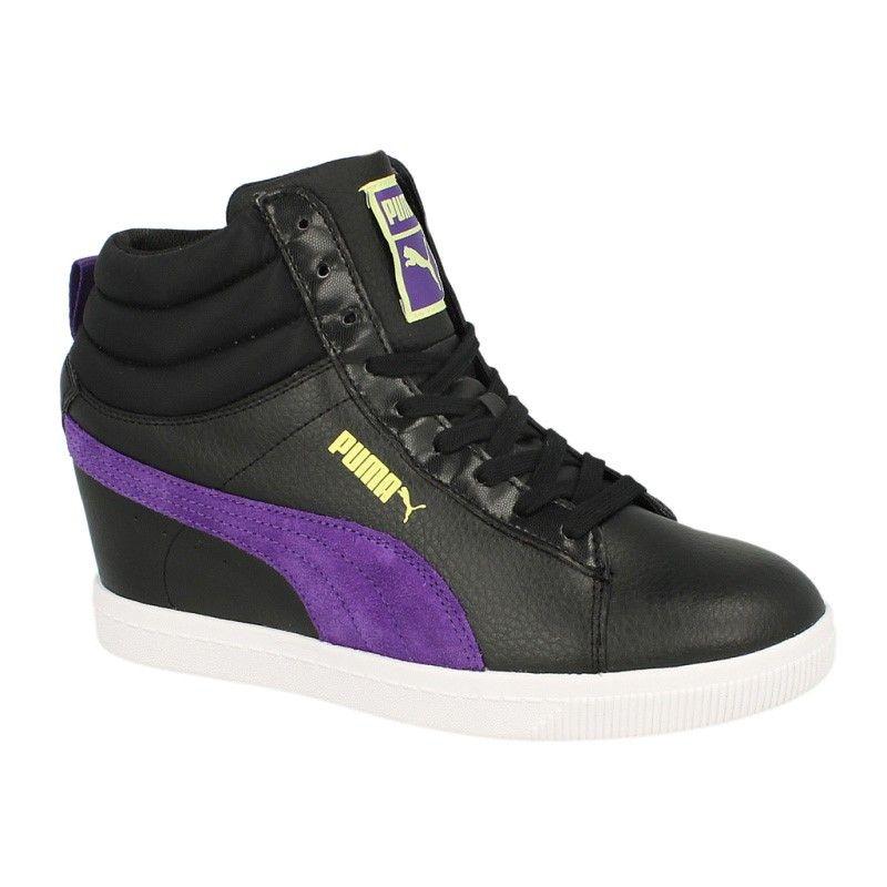 Buty Puma Joustesse Sl Jr High Top Sneakers Top Sneakers Wedge Sneaker